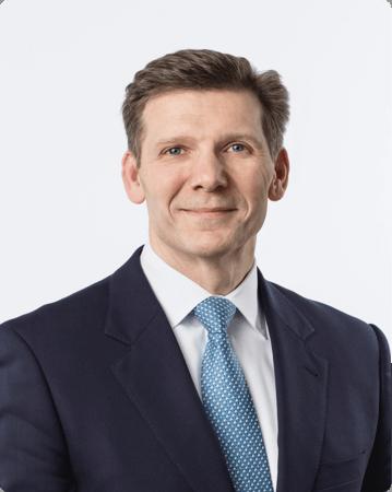 Richard Dziadzio assurant CFO
